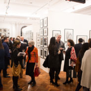 Event photography: Viewing for the Max Dupain auction
